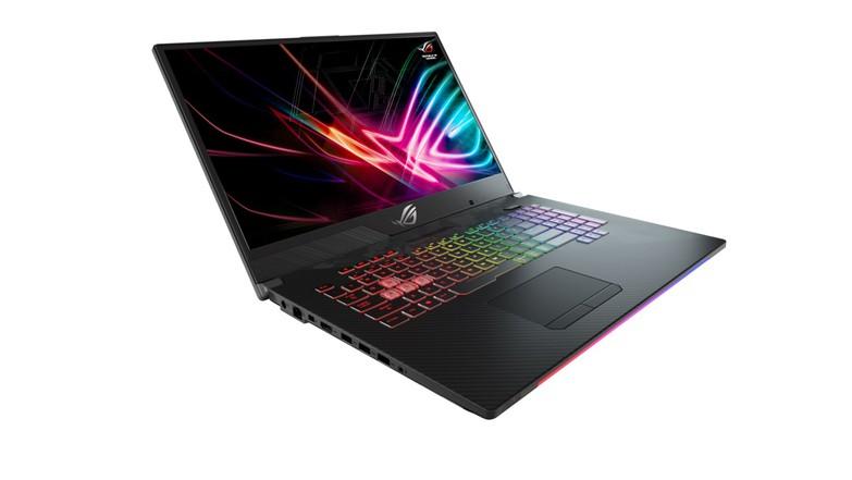 Тест игрового ноутбука Asus ROG Strix Scar II GL704GW: полная RTX-сила