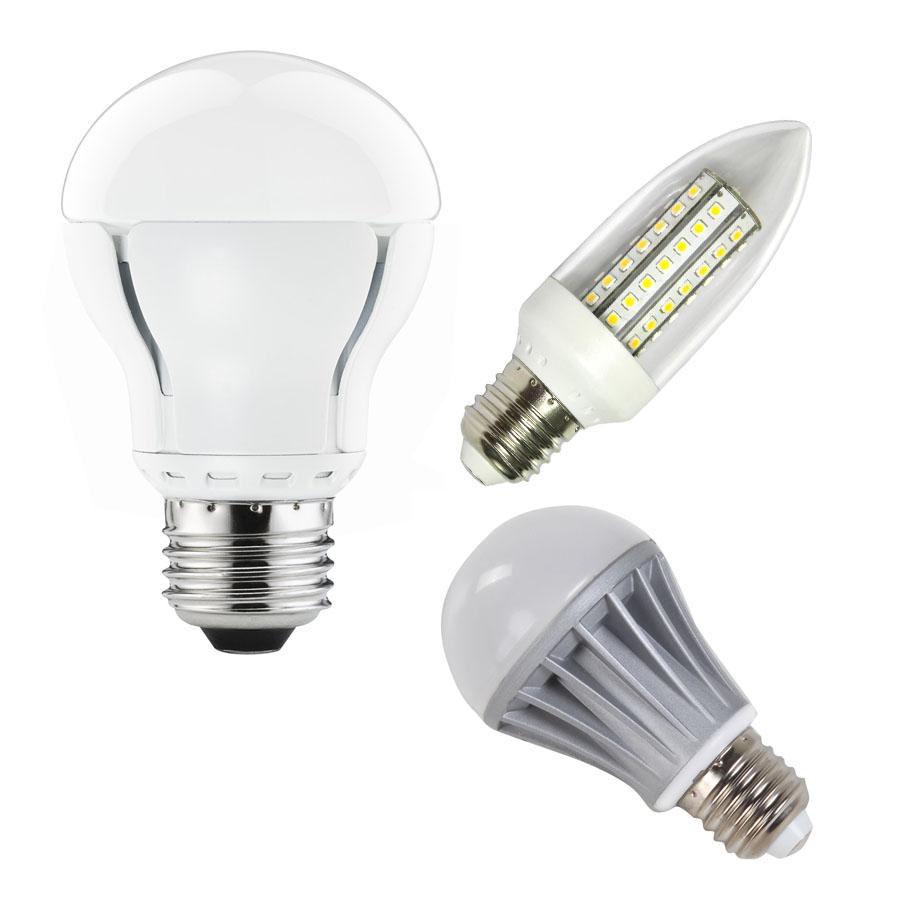 5 типичных ошибок при выборе светодиодных ламп