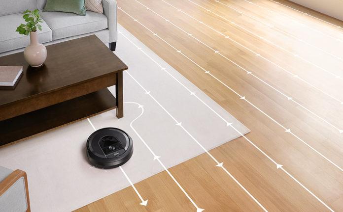 В Россию приехал флагманский робот-пылесос iRobot Roomba i7+