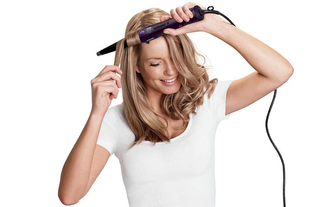 Выбираем плойку для волос: топ лучших для завивки