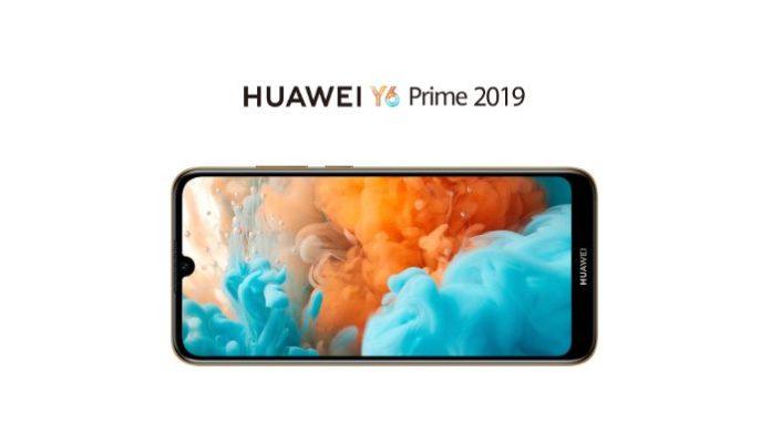 Huawei представила новый смартфон Y6 Prime 2019, оцененный дешевле 10 000 руб.