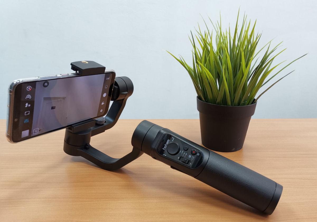 Обзор недорогого стедикама для смартфонов Hohem iSteady Mobile