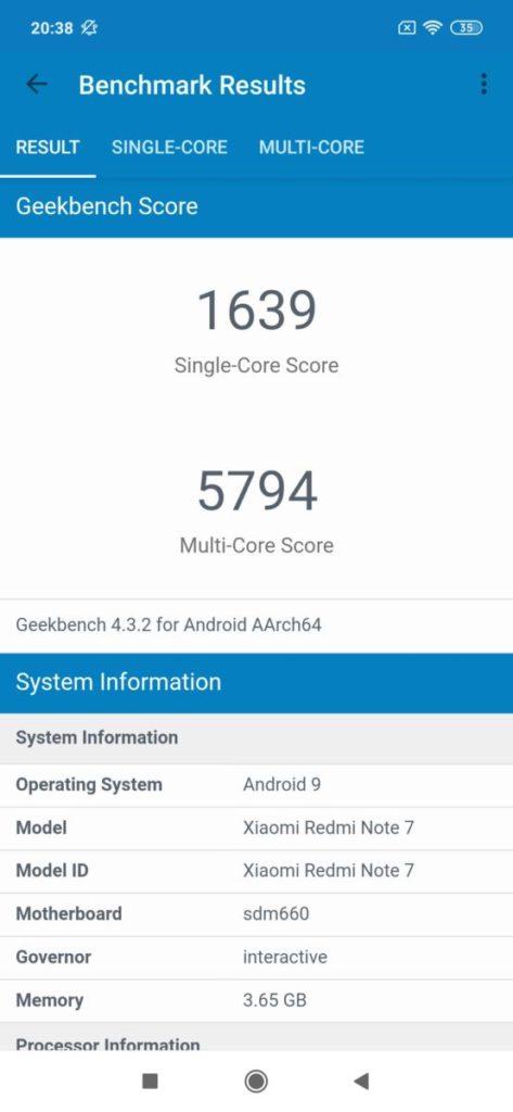 Обзор смартфона Xiaomi Redmi Note 7: новый бюджетный флагман