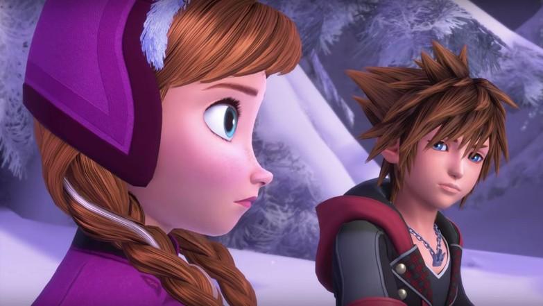 Обзор игры Kingdom Hearts 3: милая ролевая для PS4