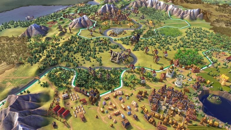 Обзор игры Civilization VI и дополнения Gathering Storm