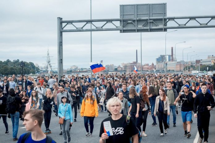 В России впервые завели дело по новому закону о фейках