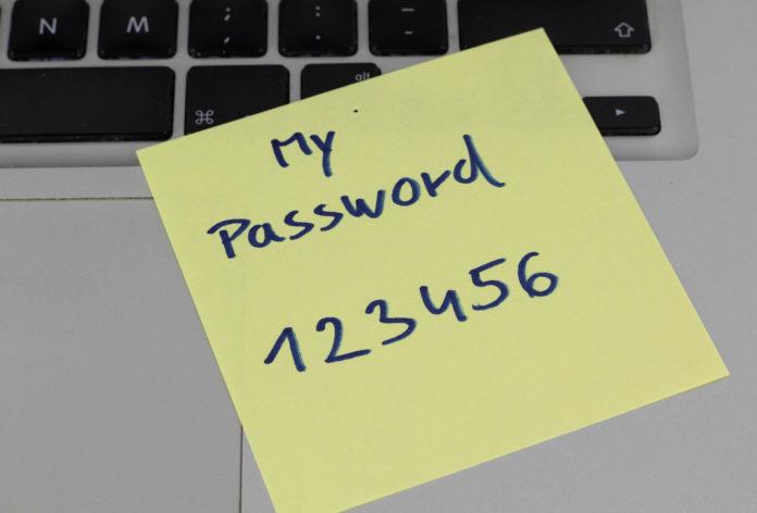 Названы пароли, которые проще всего взломать