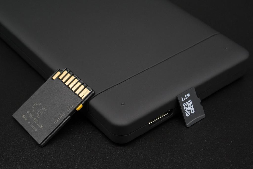 Какой внешний жесткий диск выбрать для ноутбука?