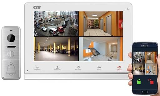 Кто там: выбираем лучшие видеодомофоны для квартиры