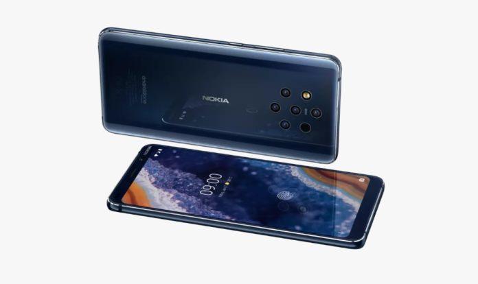 Первый в мире «пятиглазый» смартфон Nokia 9 PureView уже в России