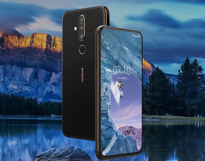 Новая Nokia X71 «притворяется» Samsung Galaxy S10, но стоит в 2 раза дешевле