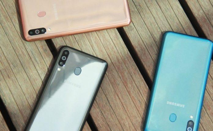 Samsung представила бюджетный смартфон с большим аккумулятором Galaxy A40s