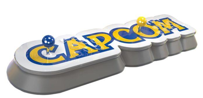 Capcom анонсировала ретро-консоль для фанатов аркадных игр