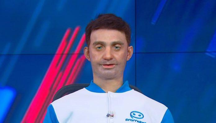 Робот Алекс стал ведущим новостей на канале «Вести 24»
