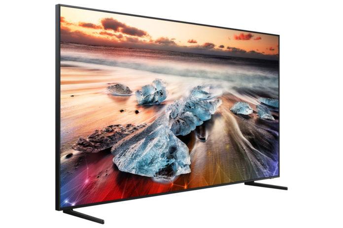 В Россию приехал самый большой телевизор Samsung. Цена шокирует!
