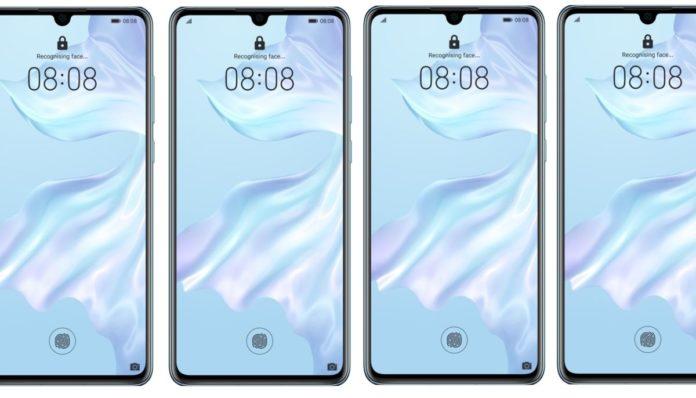 От 21 990 руб.: названы российские цены флагманского семейства Huawei P30