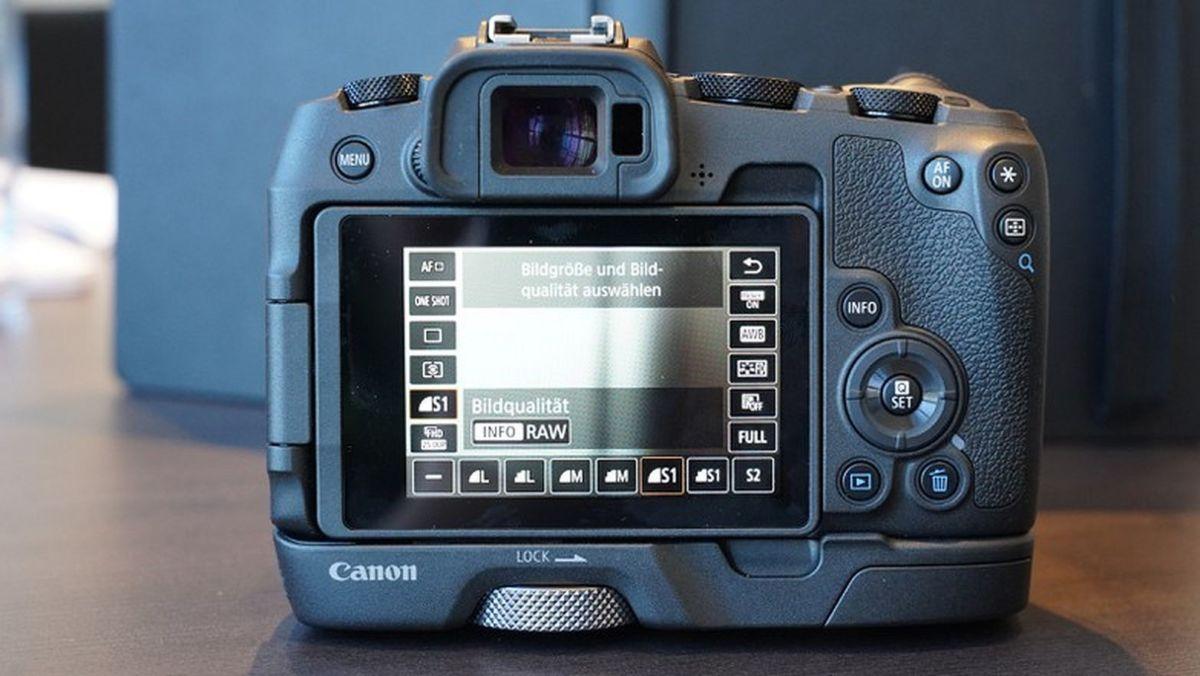 Тест и обзор Canon EOS RP: полный кадр для народа
