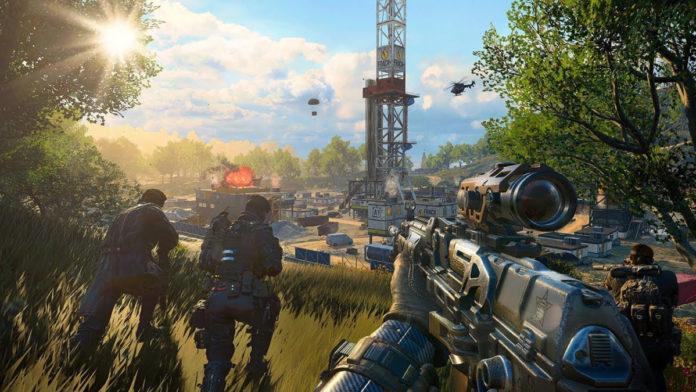 В Call of Duty: Black Ops 4 появится новая карта Алькатрас