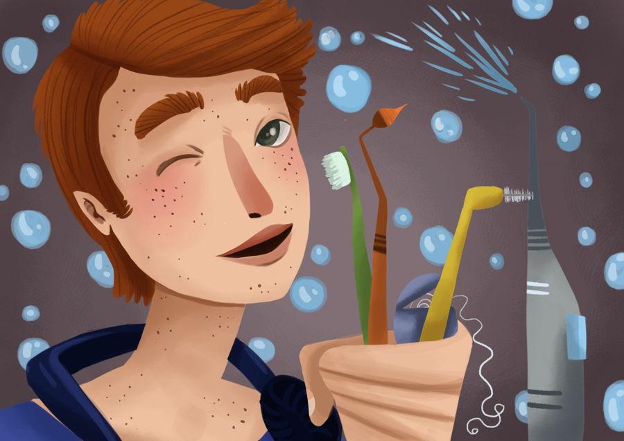 Ирригаторы для полости рта: как выбрать?