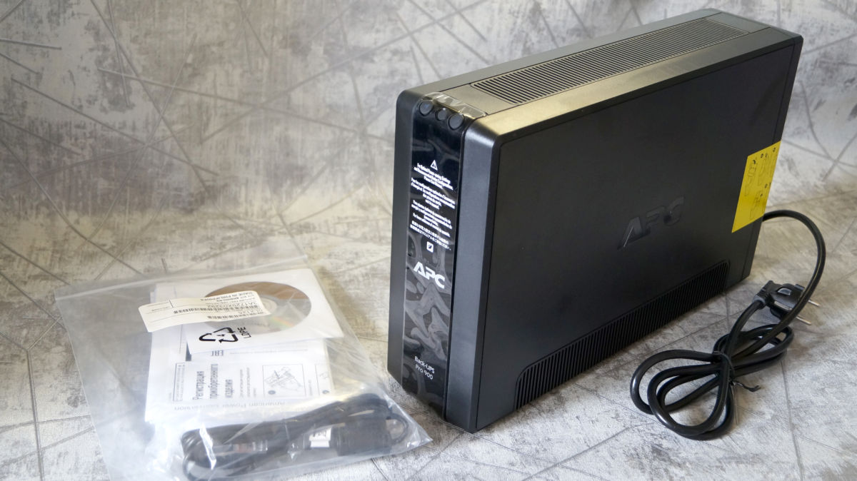 Тест и обзор APC Back UPS Pro 900 BR900G-RS: умная защита для домашних устройств