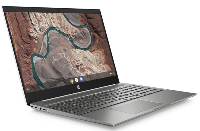 HP представила недорогой ноутбук на базе Chrome OS