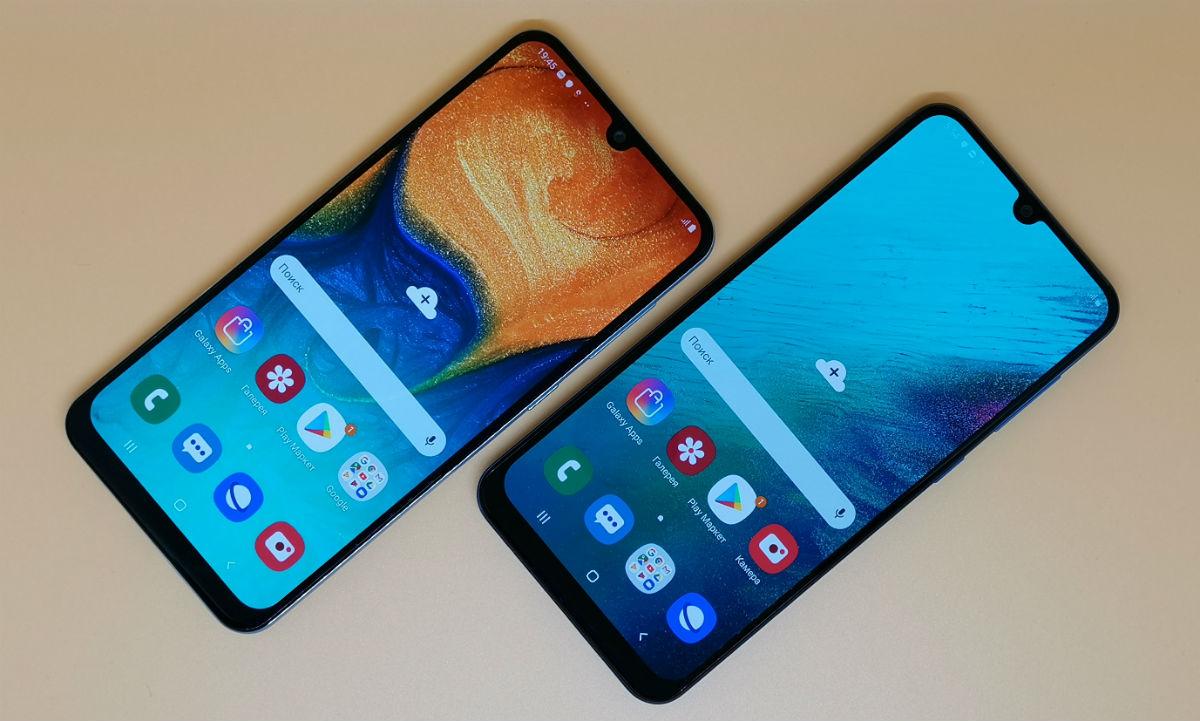Обзор Samsung Galaxy A30 и Galaxy A50: это точно бюджетники?