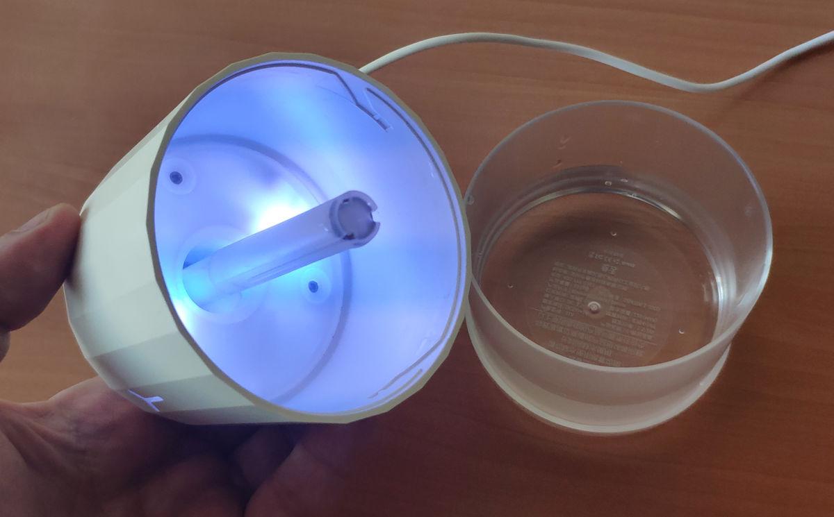 Брать или нет: обзор noname увлажнителя воздуха за 800 руб. с Bringly