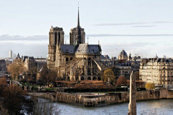 Собор Парижской Богоматери смогут восстановить по цифровой 3D-копии