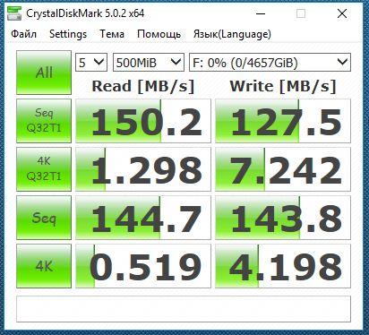 Тест портативного жесткого диска Seagate Backup Plus 5Tb: емкий и стильный