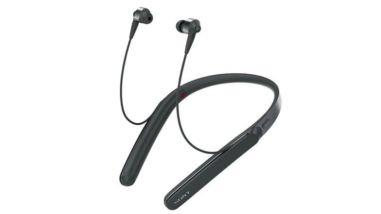 Наушники Sony WI-1000X: тест весомых шумодавов