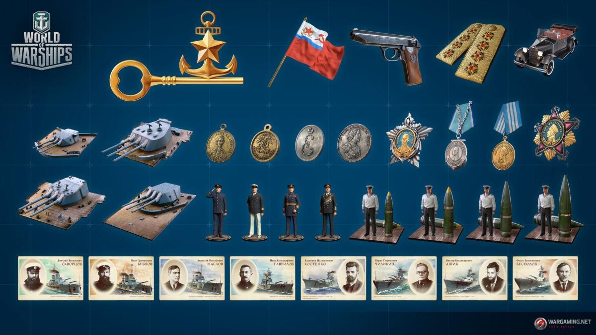 Советские линкоры изнутри: все про новую ветку кораблей World of Warships