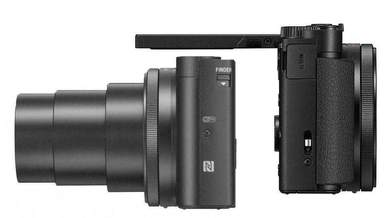Обзор цифровой камеры Sony Cyber-shot DSC-HX99