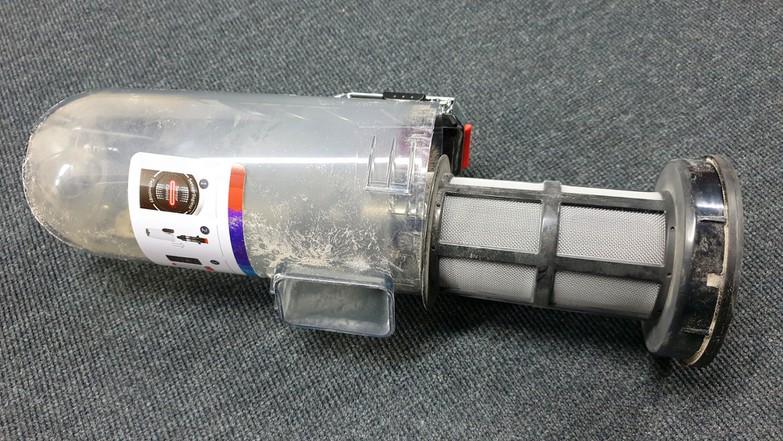 Тест беспроводного пылесоса Bosch ProAnimal: уберет всю шерсть и пыль
