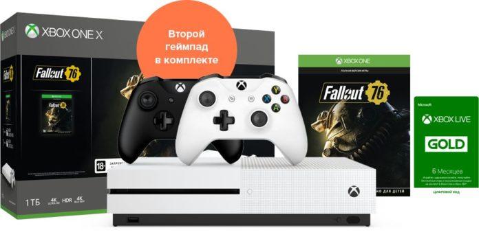 В России появилась возможность получить Xbox One всего за 990 руб.