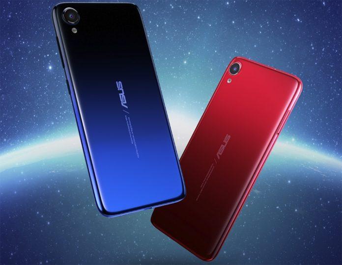 ASUS представила «немодный» бюджетный смартфон ZenFone Live (L2)