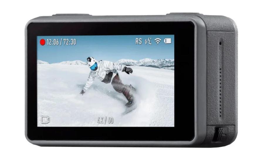 Обзор экшен-камеры DJI Osmo Action: с неба на трассу