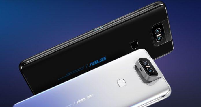 ASUS представила необычный и сравнительно недорогой флагманский смартфон ZenFone 6