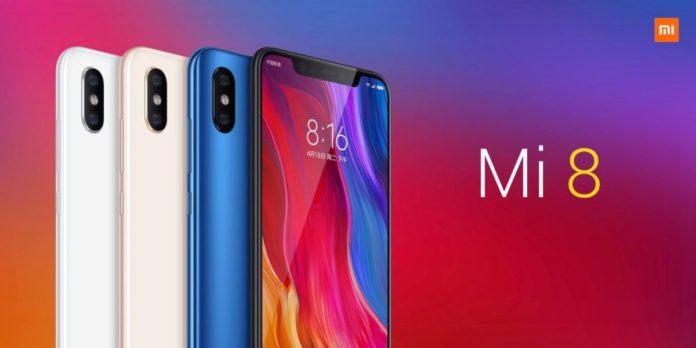 Прошлогодний флагман Xiaomi Mi 8 стоит уже менее 20 000 руб.
