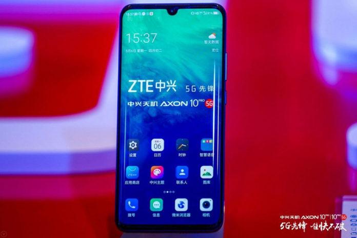 Китайцы представили первый в мире смартфон на скоростной платформе