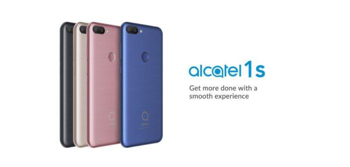 Alcatel привезла в Россию смартфон всего за 6990 руб.