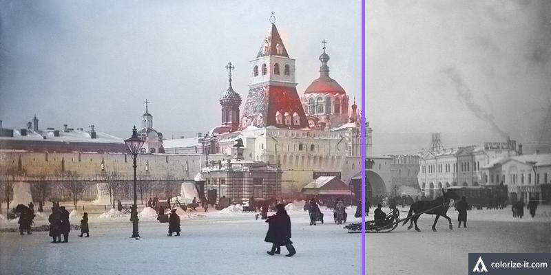 Добавь красок: как быстро сделать черно-белое фото цветным