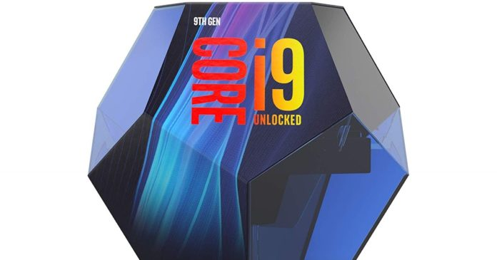 Intel представила мощнейший процессор Core i9-9900KS