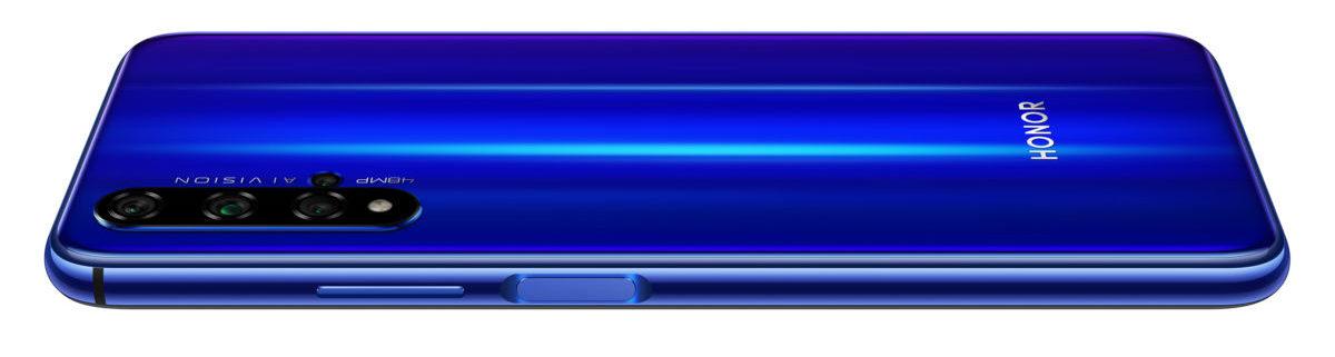 Начались продажи Honor 20: почти Huawei P30, только проще и дешевле
