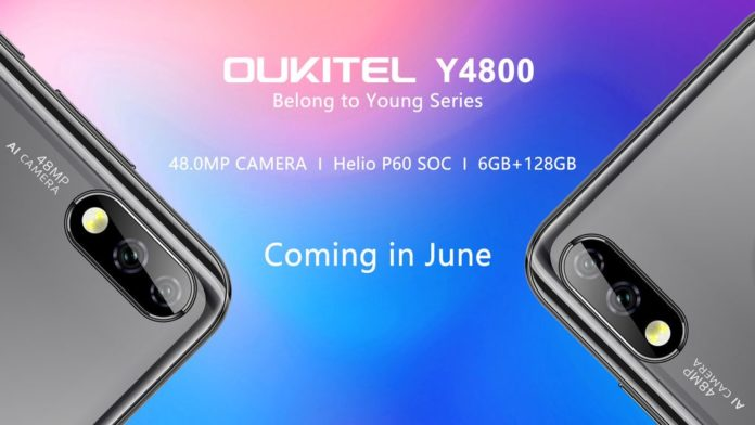 Бюджетный «полуфлагман» Oukitel Y4800 приятно шокирует своей низкой ценой