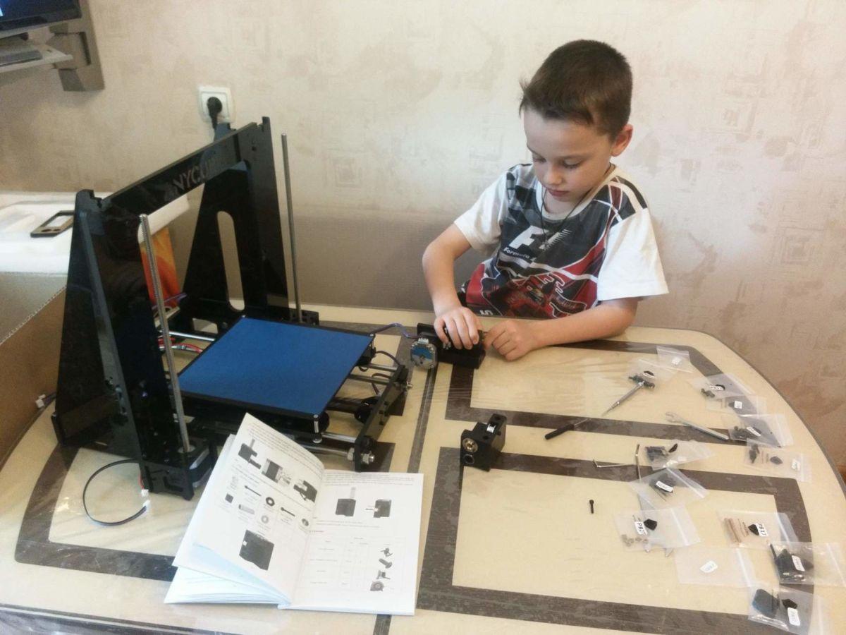 Опыт читателя: есть ли польза от домашнего 3D-принтера?