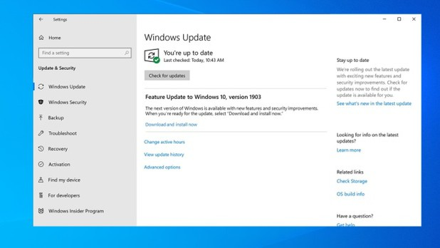 Хорошие новости: Microsoft перестанет принудительно обновлять Windows