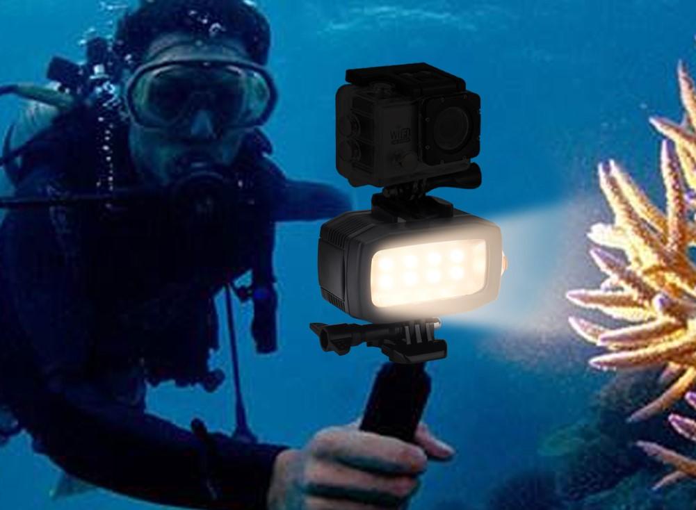 Снимаем под водой: как лучше и с какой техникой?