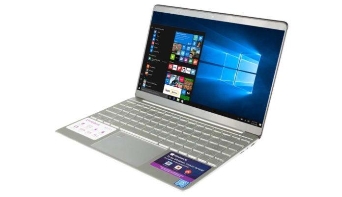 Российская компания представила ноутбук в металлическом корпусе дешевле 19 000 руб.