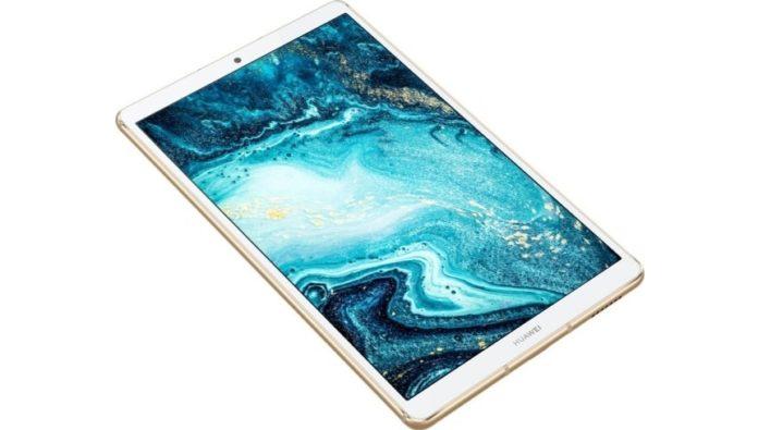 Huawei представила планшет MediaPad M6