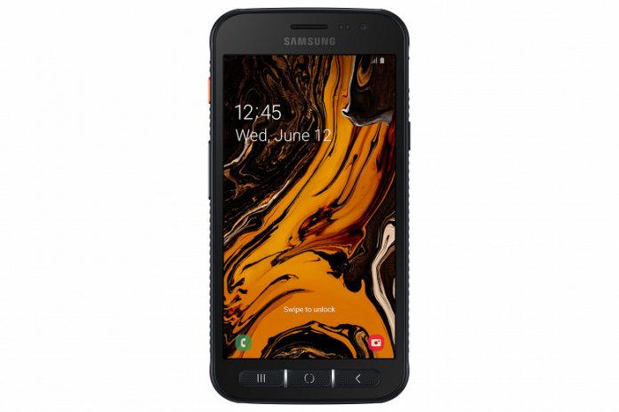 Samsung представила суровый защищённый смартфон Xcover 4s